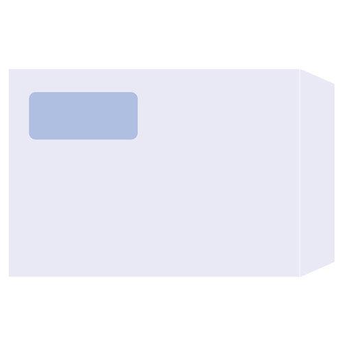 PCA 窓付き封筒 単票 (A42面単票用) 【旧品番:PA1372】 PA1372F