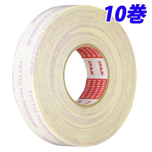 ニトムズ はがせる両面テープ 強力接着用 15×10 10巻セット T3830