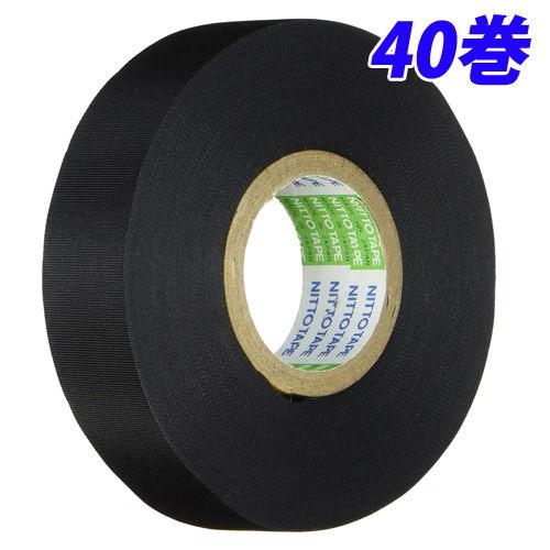 ニトムズ アセテート布粘着テープ No.5 40巻セット J7112