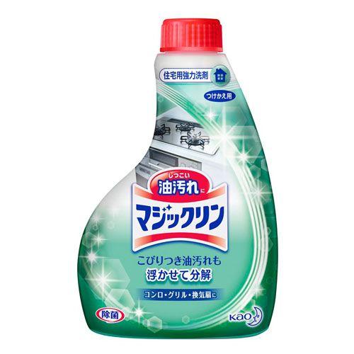 花王 キッチン用洗剤 マジックリン ハンディスプレー 詰替用 400ml