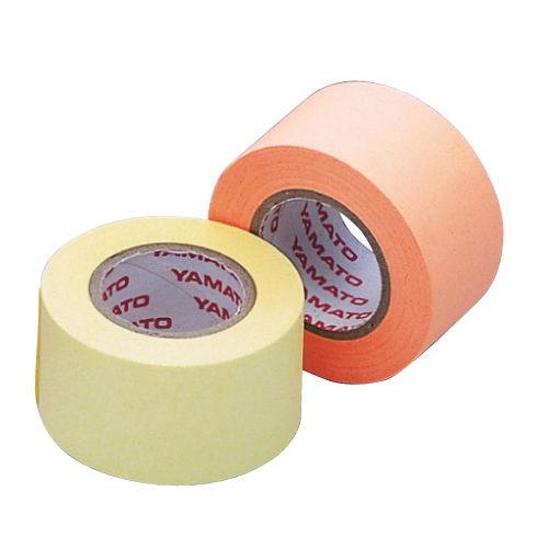 ヤマト メモックロールテープ 詰替用 25mm×10m 蛍光カラー レモンオレンジ WR-25H-6C