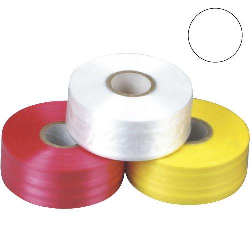 リュウグウ ナイロン平テープ 420m巻 白