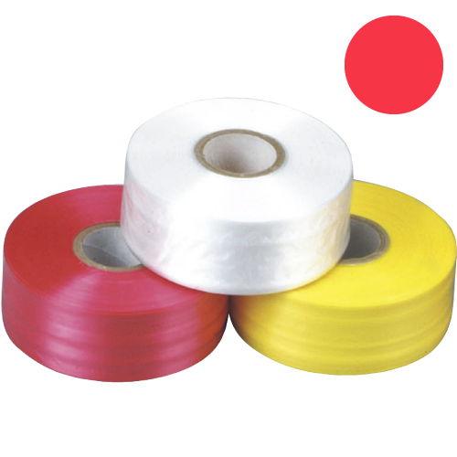 リュウグウ ナイロン平テープ 420m巻 赤