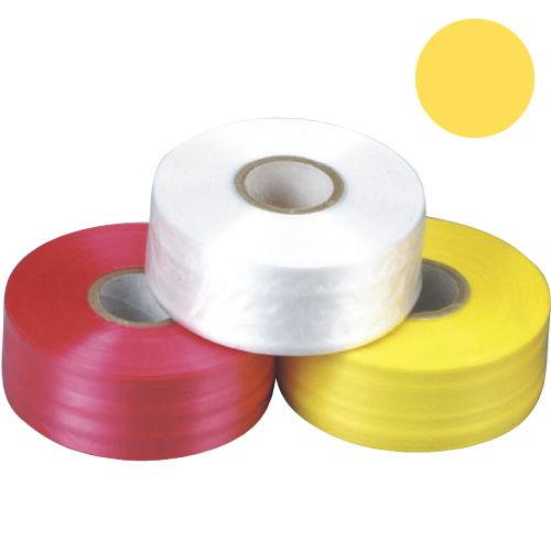 リュウグウ ナイロン平テープ 420m巻 黄