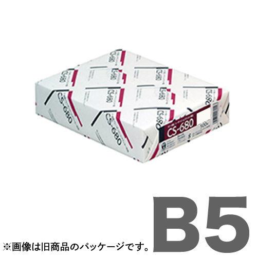 キヤノン コピー用紙 カラー・モノクロ兼用紙 B5 500枚 CS-068