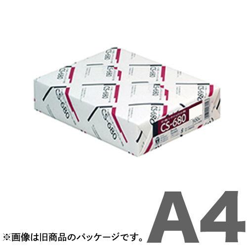 キヤノン コピー用紙 カラー・モノクロ兼用紙 A4 500枚 CS-068