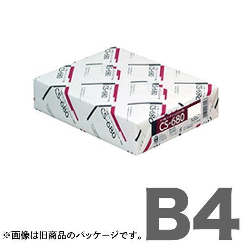 キヤノン コピー用紙 カラー・モノクロ兼用紙 B4 500枚 CS-068