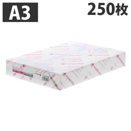 富士ゼロックス コピー用紙 Ncolor157 180μm A3 250枚