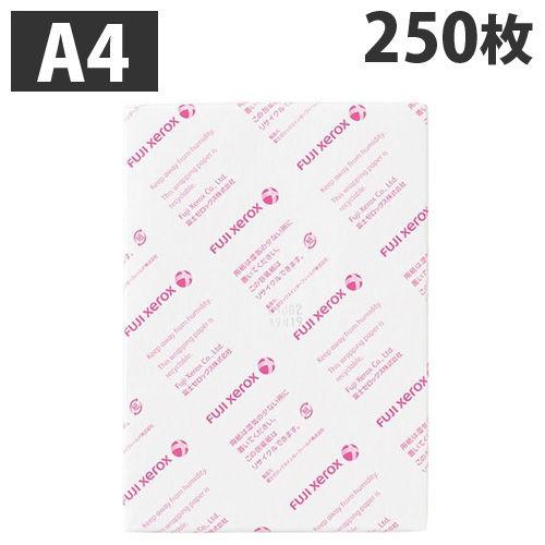 富士ゼロックス コピー用紙 JDコート 両面コート紙 A4 250枚