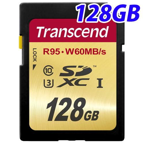トランセンド SDカード SDXCメモリーカード SD3.0 128GB UHS Class 3 (UHS-I U3) TS128GSDU3