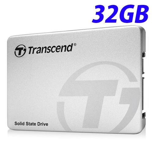 トランセンド SSD (Solid State Drive) ソリッドステートドライブ 32GB TS32GSSD370S
