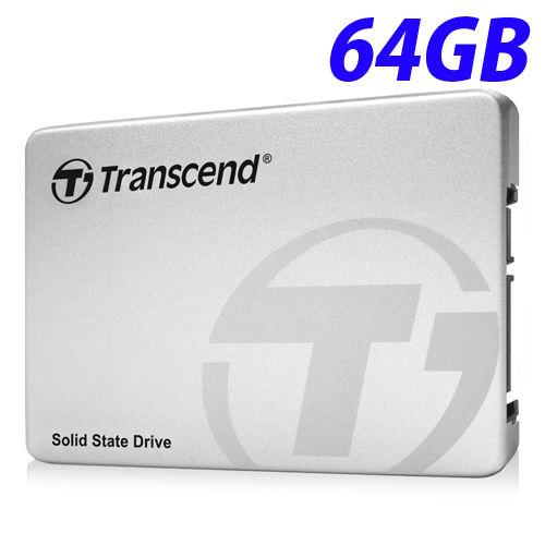 【売切れ御免】TS64GSSD370S トランセンド SSD 64GB