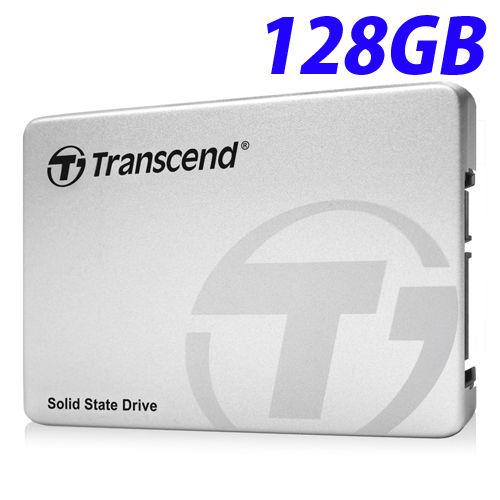 トランセンド SSD (Solid State Drive) ソリッドステートドライブ 128GB TS128GSSD370S
