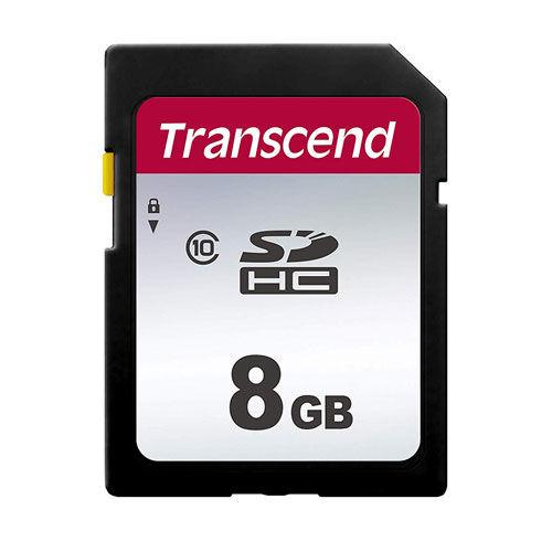 トランセンド SDカード SDHCカード class10 8GB