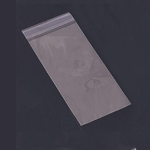 透明フィルム封筒 長3 透明 100枚