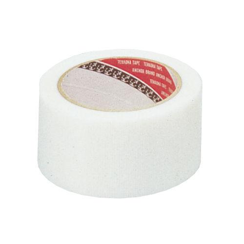 寺岡製作所 TERAOKA P-カットテープ 50mm×25m 白 1巻 No.415