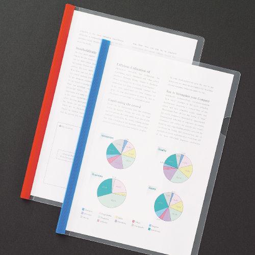 GRATES レールファイル A4 5冊