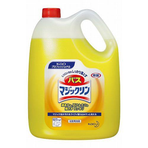 花王 風呂用洗剤 マジックリン バスマジックリン 業務用 4.5L