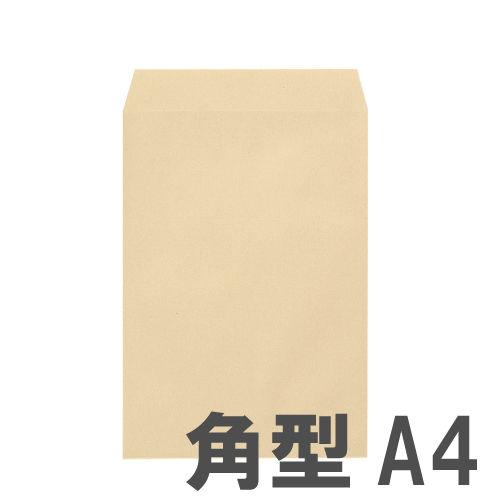 P-K4 クラフト封筒 角型A4 100枚