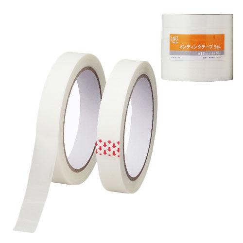 メンディングテープ GRATES 18mm幅 5巻入