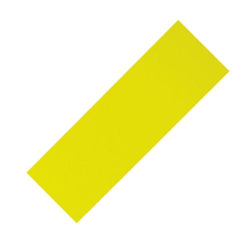 エコマグネットシート GRATES W100×D300 黄