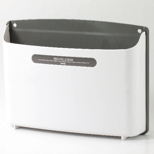ソニック リサイクルボックス マグネット付 グレー MP-693-GL