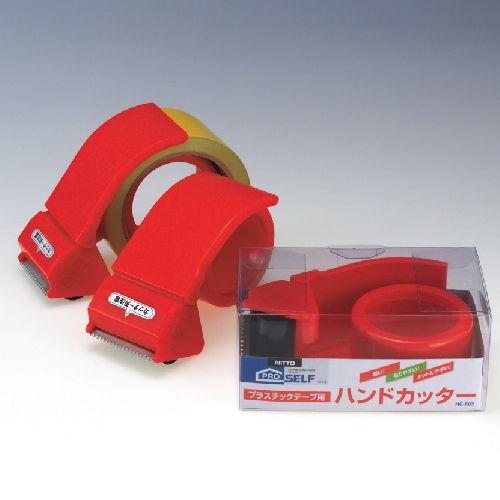 ニトムズ テープカッター ハンドカッター 1個 HC-503