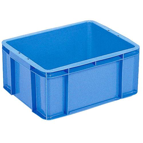三甲 サンボックスコンテナ 25.8L ブルー