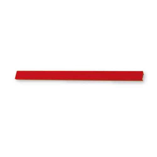 ニチレイマグネット マグネットバー30cm 赤 NO.2