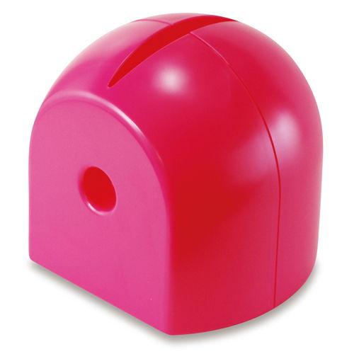 伊勢藤 トイレットペーパーホルダー ロールペーパーホルダー ピンク