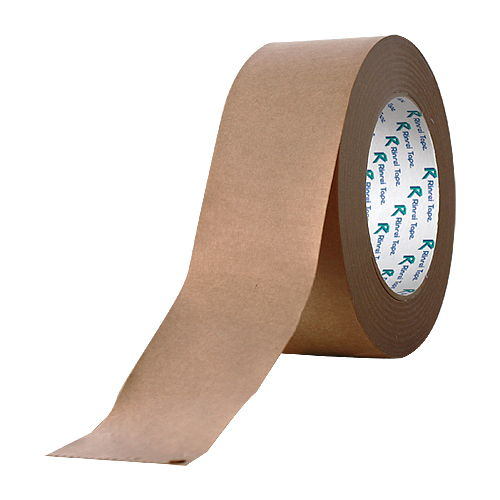 リンレイテープ 多機能クラフトテープ 茶