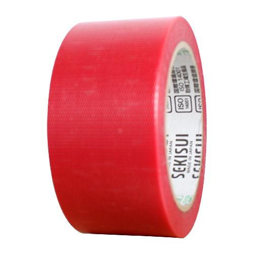 積水化学工業 透明クロステープ 赤