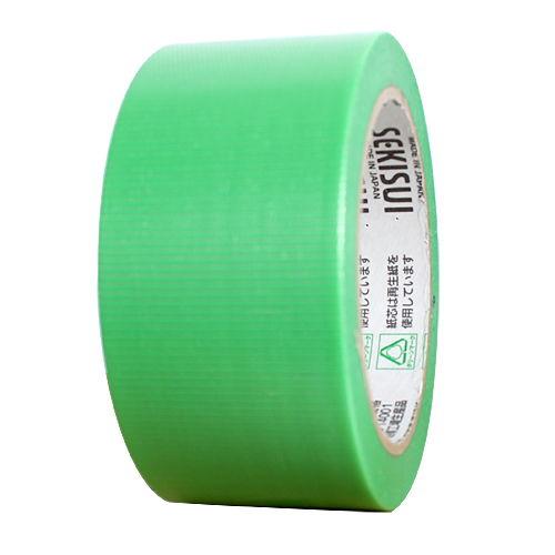 積水化学工業 透明クロステープ 緑
