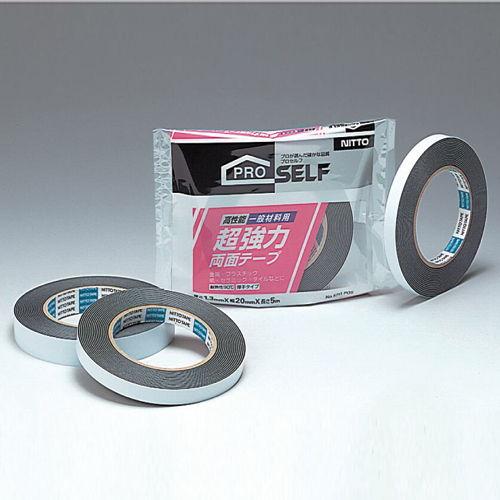 ニトムズ 一般材料用 超強力両面テープ 20mm幅