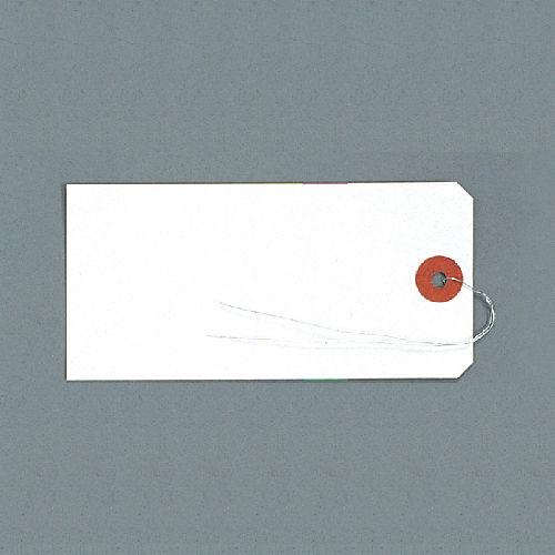 リュウグウ 針金荷札 4号 43×90mm 2000枚