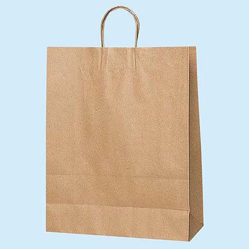 手提紙袋 クラフト紙袋 380×500×150 50枚 3282410