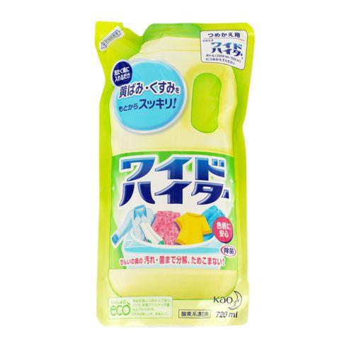 花王 漂白剤 ワイドハイター 詰替 720ml
