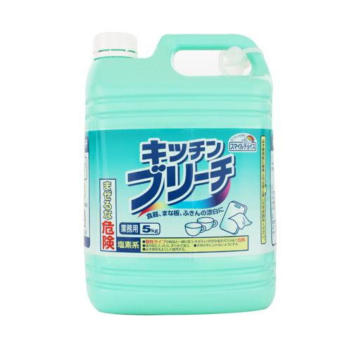 ミツエイ 台所用漂白剤 スマイルチョイス キッチンブリーチ 5L