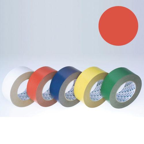 リンレイテープ カラークラフトテープ 赤 #240