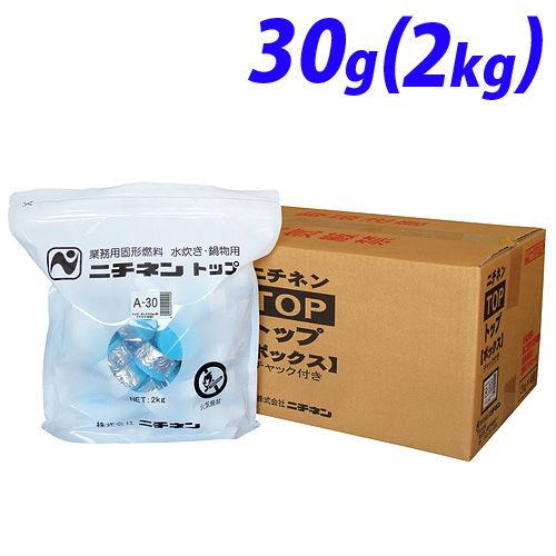 ニチネン 固形燃料トップボックスA 2kg(約67個)