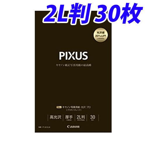 キヤノン 写真用紙 光沢プロ プラチナグレード 30枚 PT-2012L30