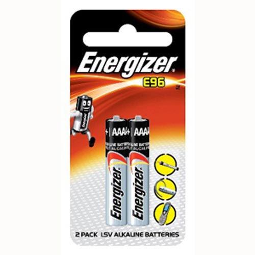 シック アルカリ乾電池 エナジャイザー 単6形 2本 E96-B2