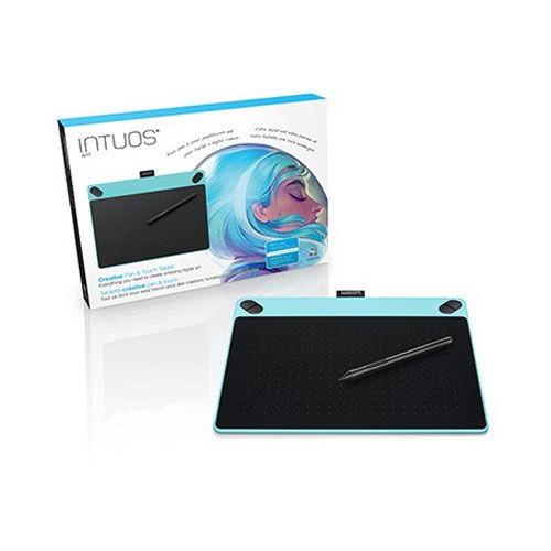 【売切れ御免】ワコム ペンタブレット IntuosArt Mサイズ ミントブルーCTH-690/B0