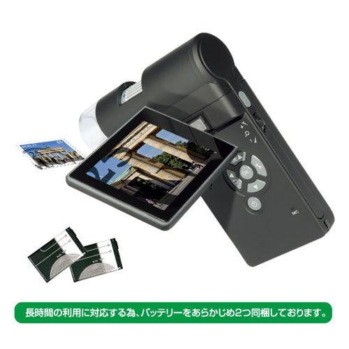 テック handymicron3 デジタルマイクロスコープ