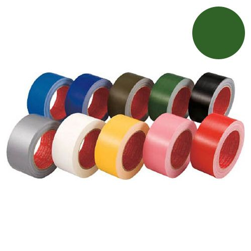 スリオンテック カラー布テープ 50mm グリーン 339000GR0050X25