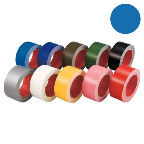 スリオンテック カラー布テープ 50mm ライトブルー 339000LB0050X25