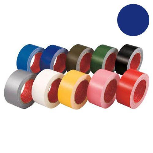 スリオンテック カラー布テープ 50mm ネイビーブルー 339000NB0050X25