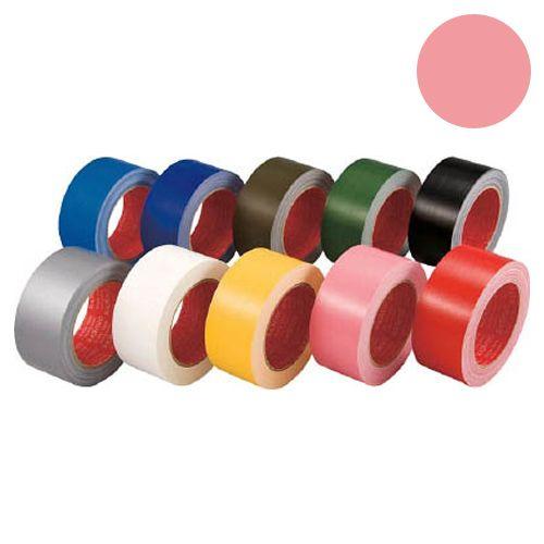 スリオンテック カラー布テープ 50mm ピンク 339000PK0050X25