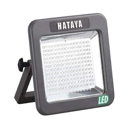 ハタヤ 充電式LEDケイ・ライト 屋外用 白色LED180個 10W LWK10