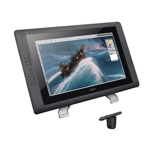 ワコム ペンタブレット Cintiq 22HD ブラック DTK-2200/K1